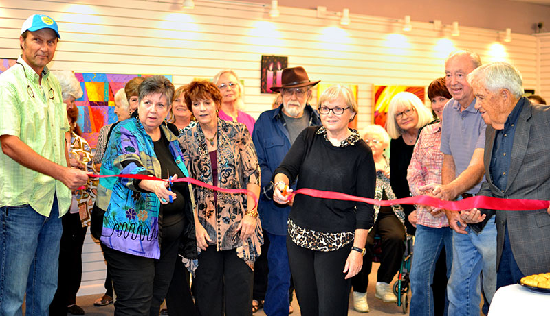 Tyler County Art League Re-Opening