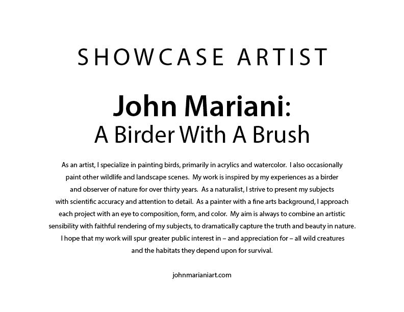 John Mariani Bio