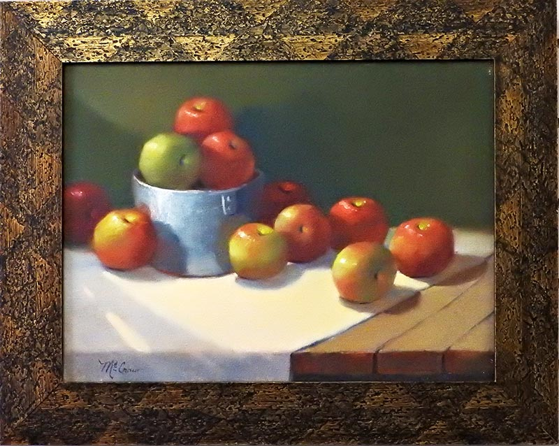 Apple Harvest by Shirley Peel