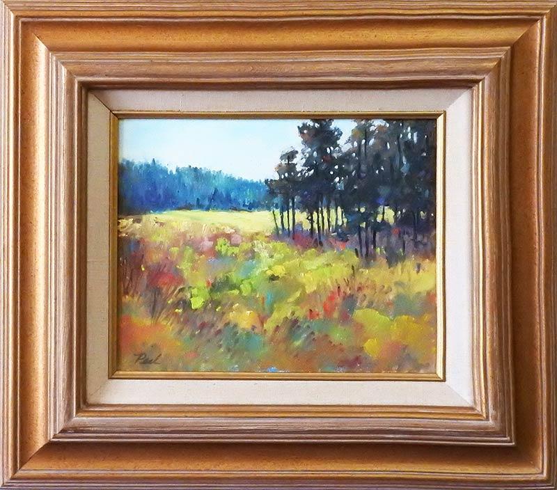 Ruidosa Spring by Shirley Peel